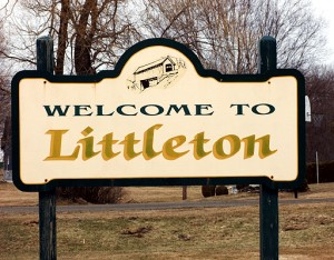 littletonmainetownsign